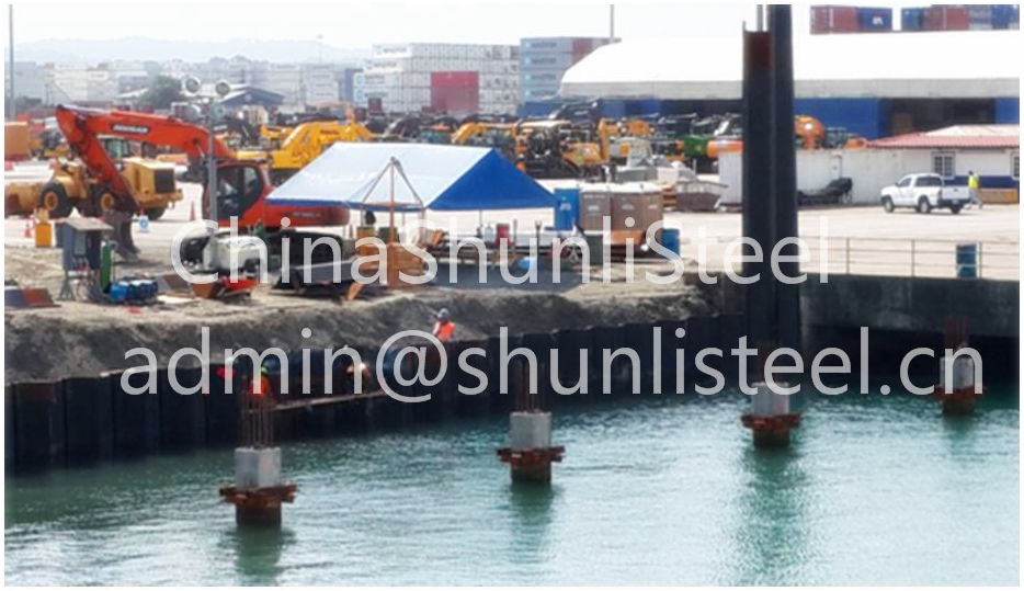 Manzanillo Intercoastal Terminal Project